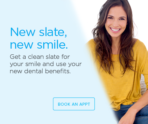 Coppell Modern Dentistry - New Year, New Dental Benefits